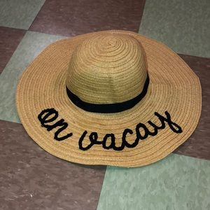 On vacay vacation floppy side brim hat target